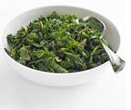 Easy, delicious kale
