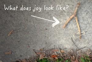 joy looks like